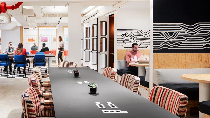 The We Company giới thiệu không gian làm việc kết hợp café và cửa hàng chọn lọc - 7