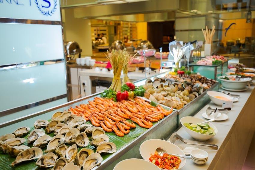 Tiệc buffet hải sản chuẩn 5 sao tại khách sạn Sheraton Nha Trang - 1