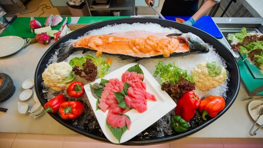 Tiệc buffet hải sản chuẩn 5 sao tại khách sạn Sheraton Nha Trang - 2