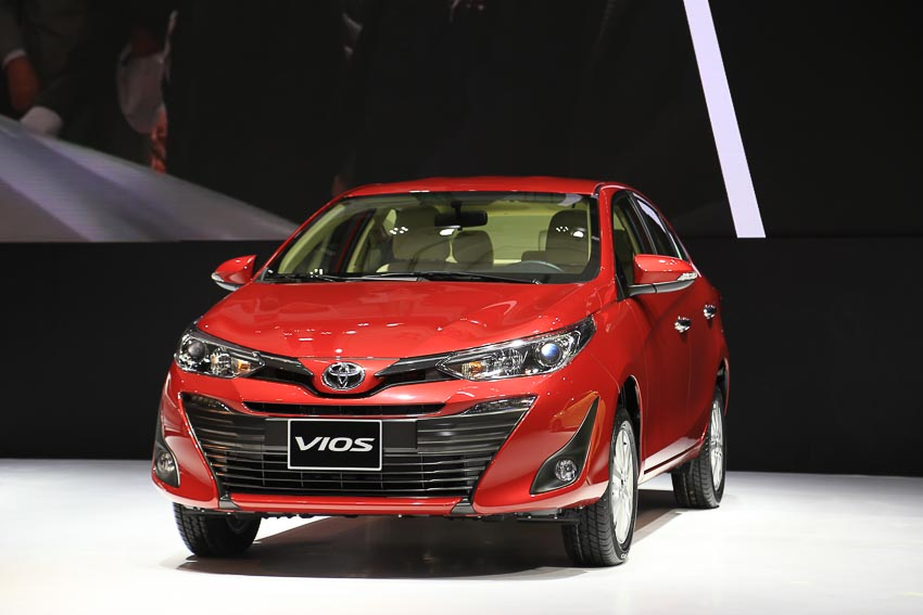 Toyota tại Vietnam Motor Show 2019 -1