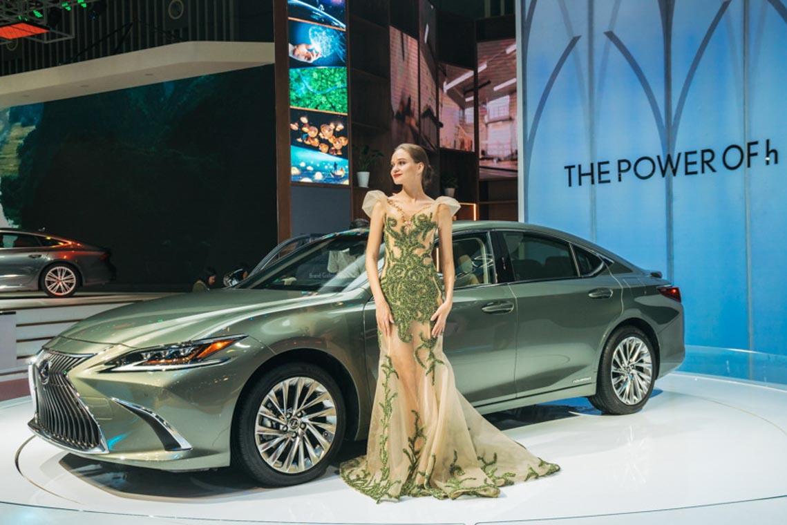 Toyota tại Vietnam Motor Show 2019 10