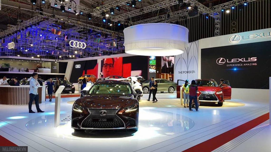Toyota tại Vietnam Motor Show 2019 -6