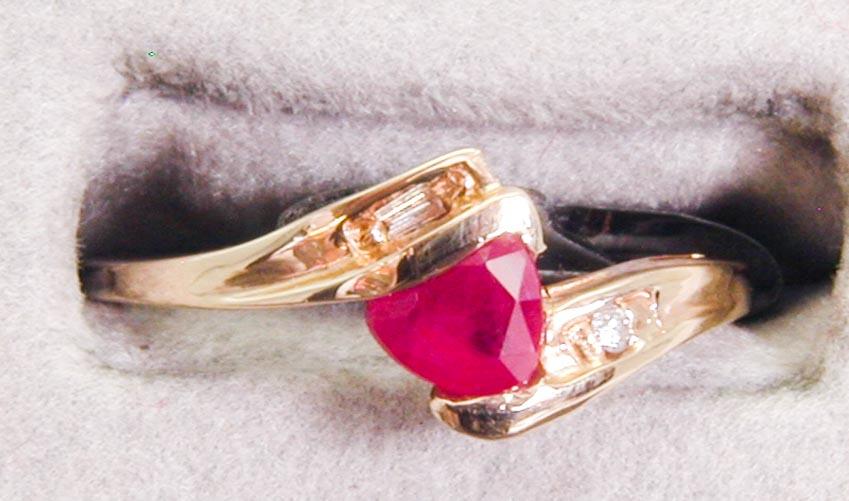 Trang sức hồng bảo thạch - Vua châu báu thần bí - 10