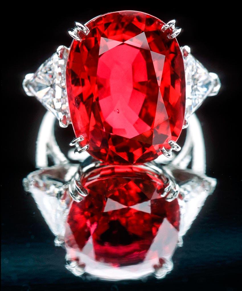 Trang sức hồng bảo thạch - Vua châu báu thần bí - 6