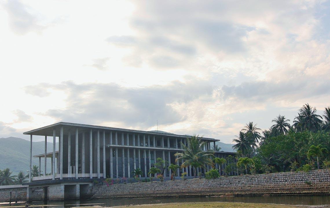 Văn phòng Trung tâm Quốc tế Khoa học và Giáo dục liên ngành - 12