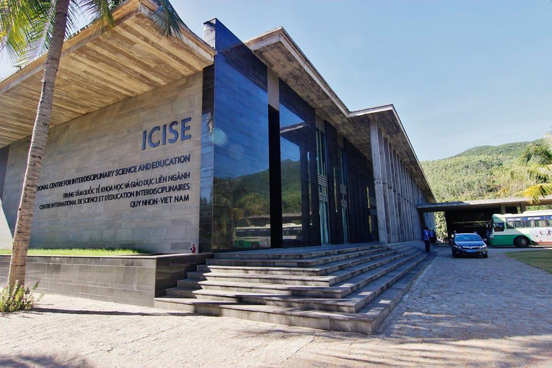Văn phòng Trung tâm Quốc tế Khoa học và Giáo dục liên ngành - 15