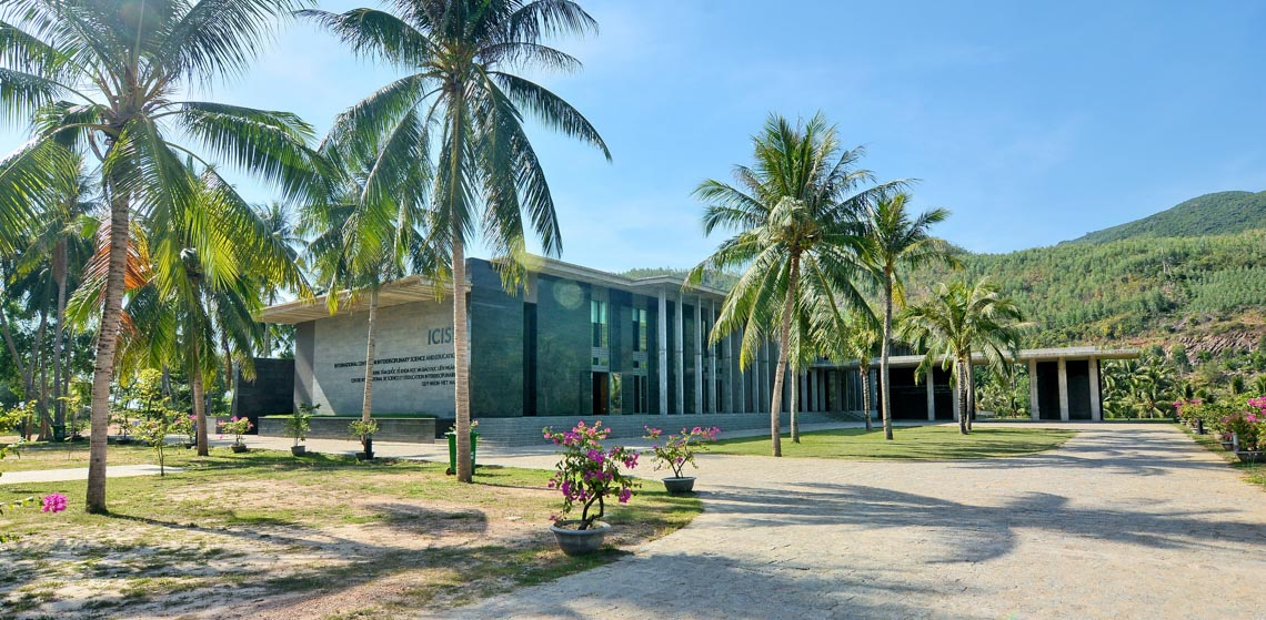 Văn phòng Trung tâm Quốc tế Khoa học và Giáo dục liên ngành - 2