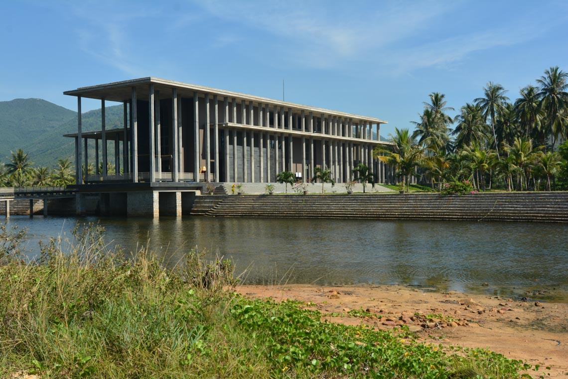 Văn phòng Trung tâm Quốc tế Khoa học và Giáo dục liên ngành - 3