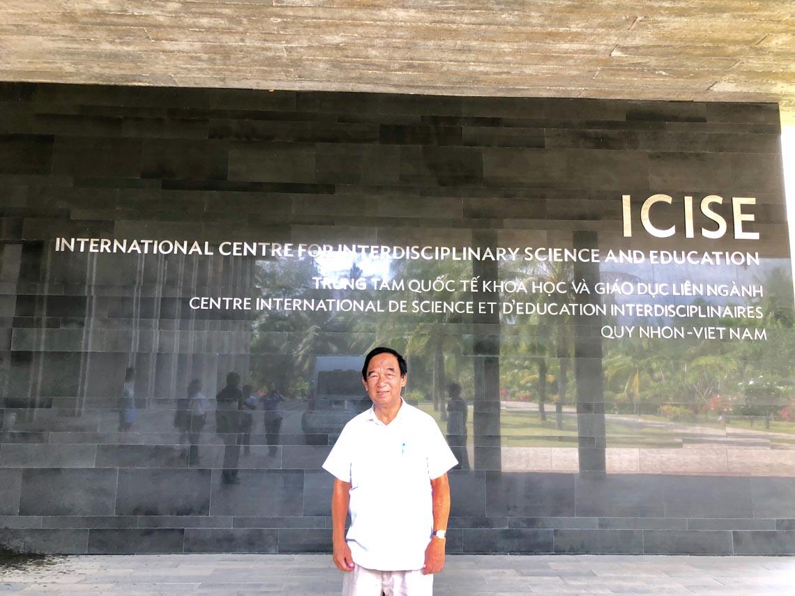 Văn phòng Trung tâm Quốc tế Khoa học và Giáo dục liên ngành - 33