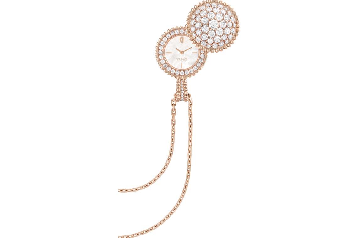 Van Cleef & Arpels công bố bộ sưu tập Perlée mới nhất - 26