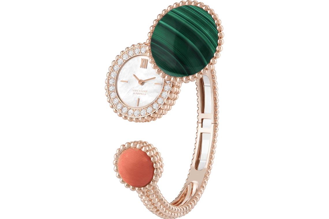 Van Cleef & Arpels công bố bộ sưu tập Perlée mới nhất - 5