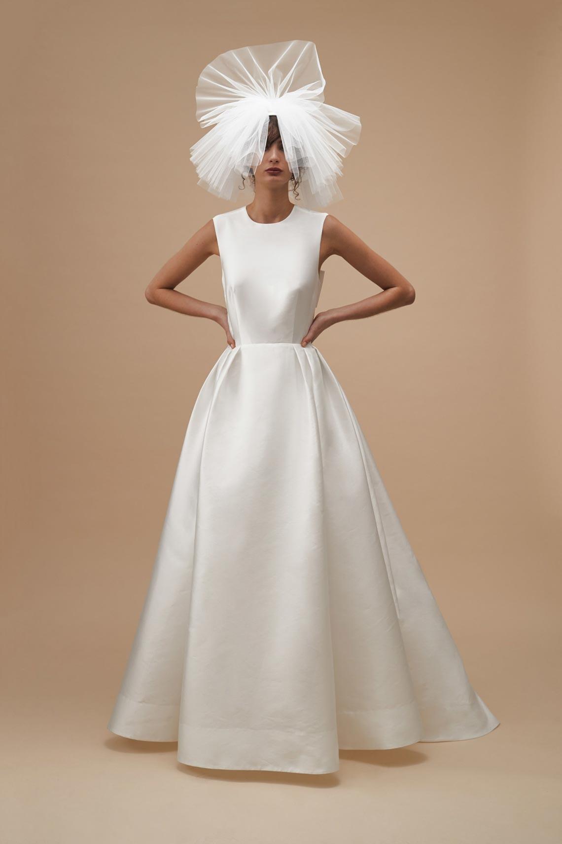 """Karen Walker sắp công bố dòng váy cưới """"sành điệu, tự tin và thực tế"""" - 12"""
