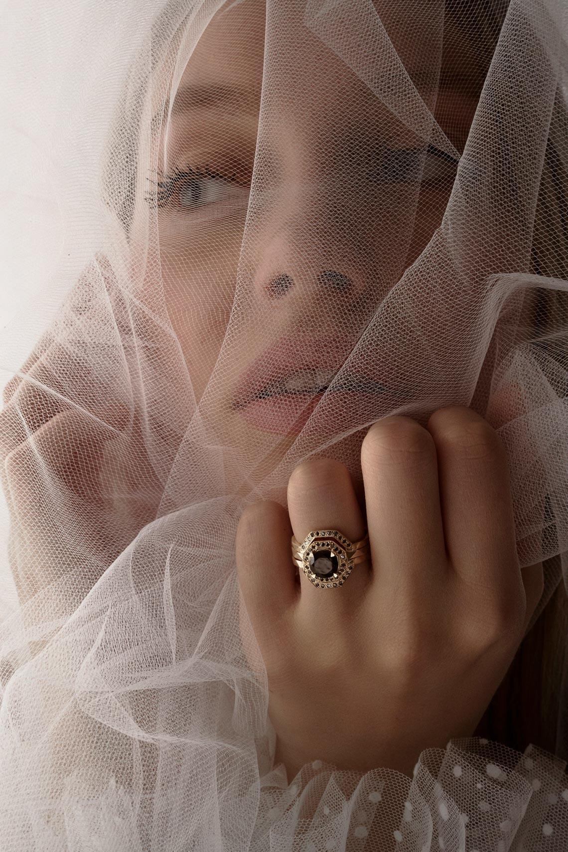 """Karen Walker sắp công bố dòng váy cưới """"sành điệu, tự tin và thực tế"""" - 18"""