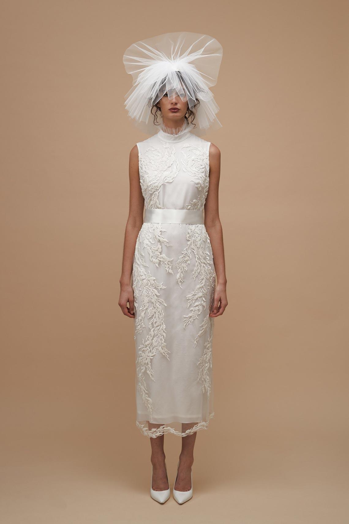 """Karen Walker sắp công bố dòng váy cưới """"sành điệu, tự tin và thực tế"""" - 6"""