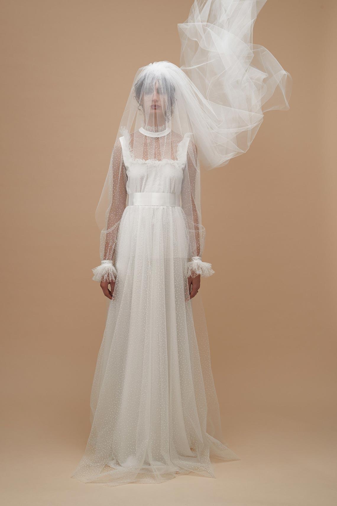 """Karen Walker sắp công bố dòng váy cưới """"sành điệu, tự tin và thực tế"""" - 9"""