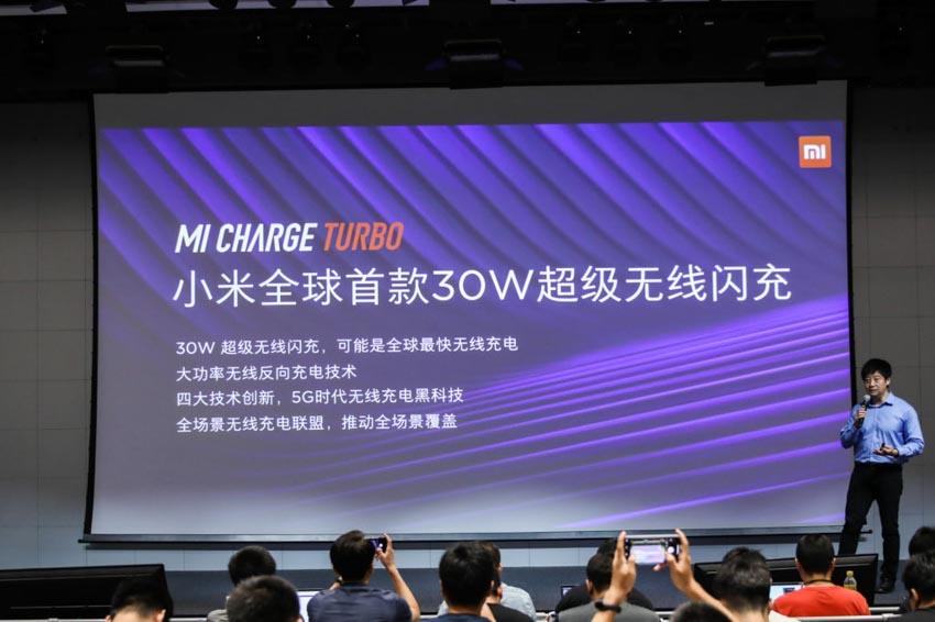 Xiaomi trình làng công nghệ sạc không dây 30W đầu tiên trên thế giới - 1