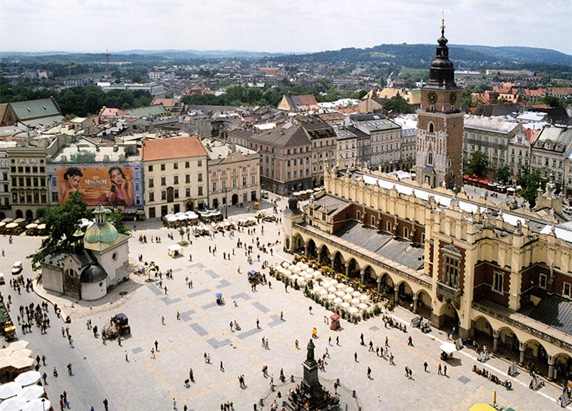 6 thành phố đáng sống nhất tại Ba Lan - krakow