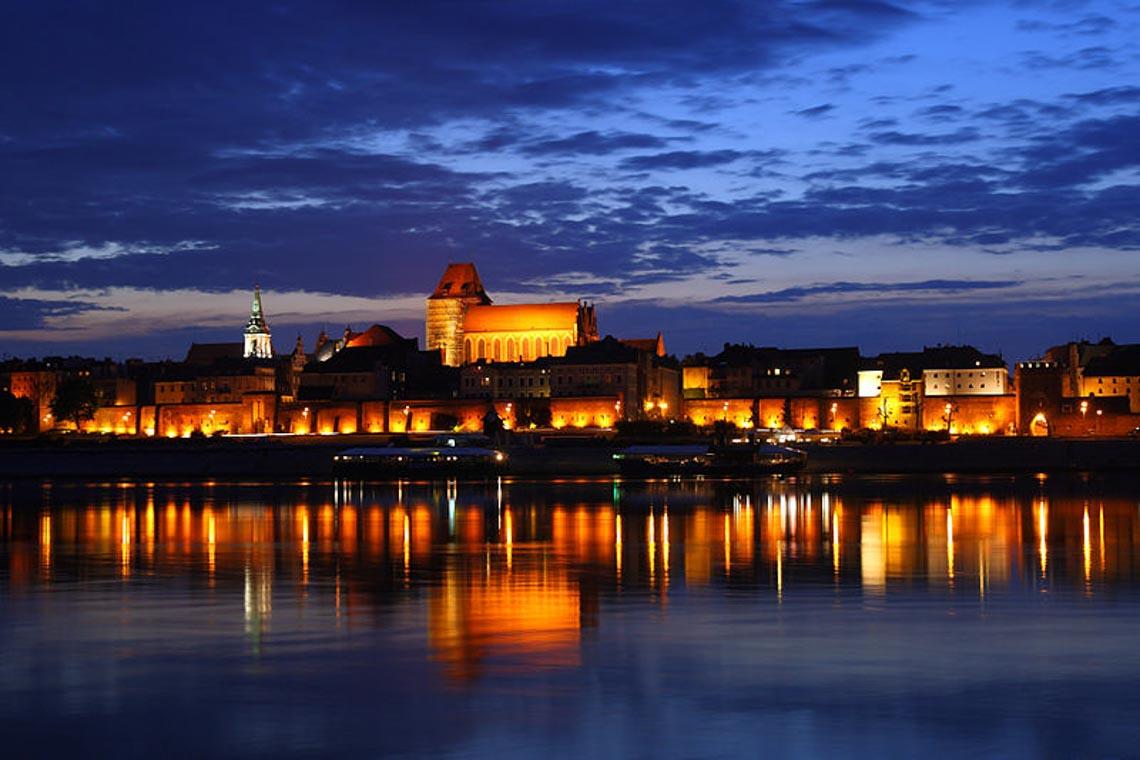 6 thành phố đáng sống nhất tại Ba Lan - torun