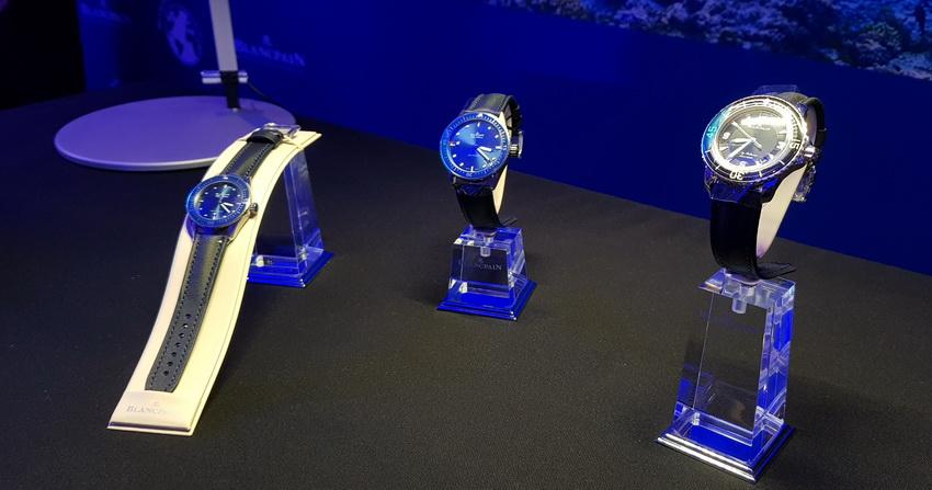 đồng hồ Thụy Sĩ Blancpain ra mắt bộ sưu tập Fifty Fathoms - 13