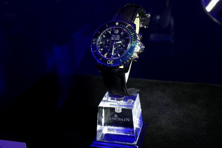 đồng hồ Thụy Sĩ Blancpain ra mắt bộ sưu tập Fifty Fathoms - 9
