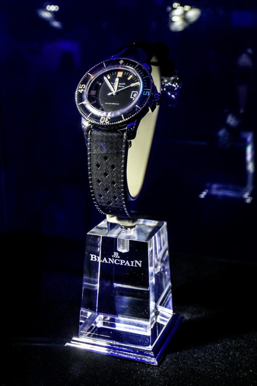 đồng hồ Thụy Sĩ Blancpain ra mắt bộ sưu tập Fifty Fathoms - 8