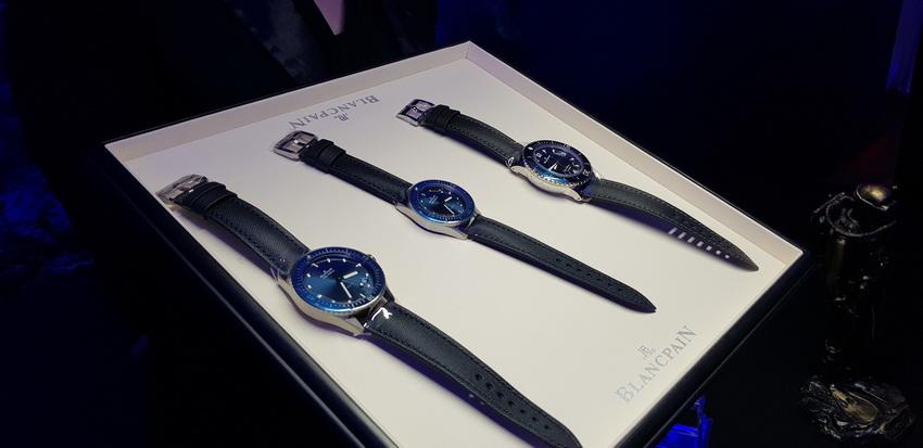 đồng hồ Thụy Sĩ Blancpain ra mắt bộ sưu tập Fifty Fathoms - 11