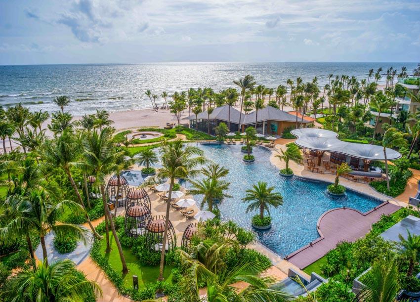 InterContinental Phu Quoc Long Beach Resort giành 4 giải thưởng tại World Travel Awards 2019 -1