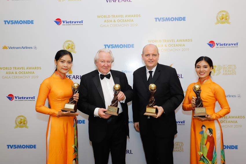 InterContinental Phu Quoc Long Beach Resort giành 4 giải thưởng tại World Travel Awards 2019 -4