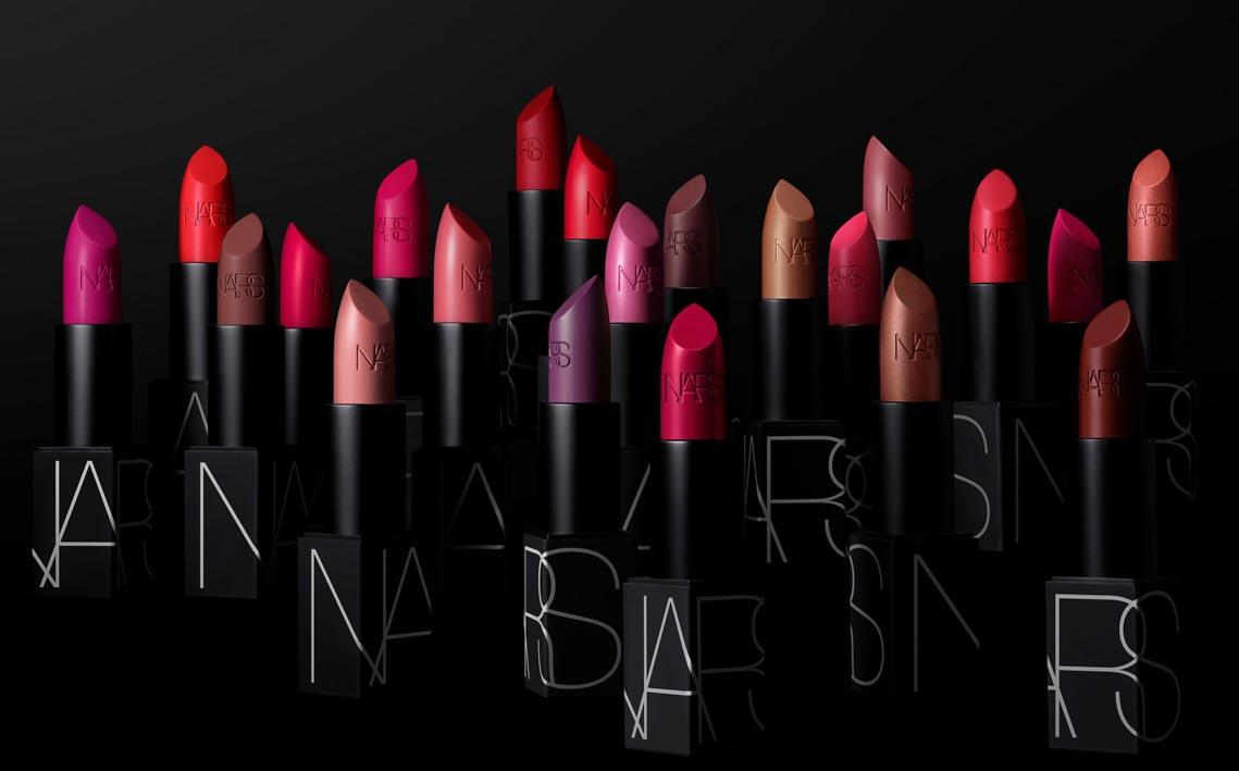 Bộ sưu tập son Iconic Lipstick kỷ niệm NARS 25 năm - 1