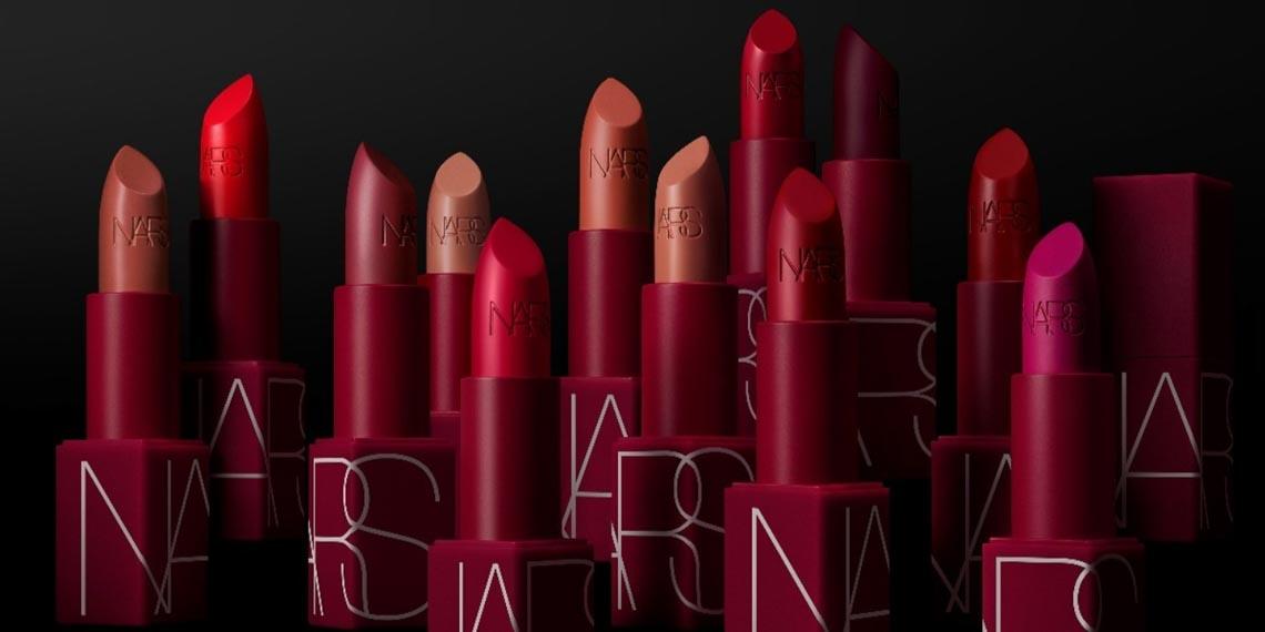 Bộ sưu tập son Iconic Lipstick kỷ niệm NARS 25 năm - 2