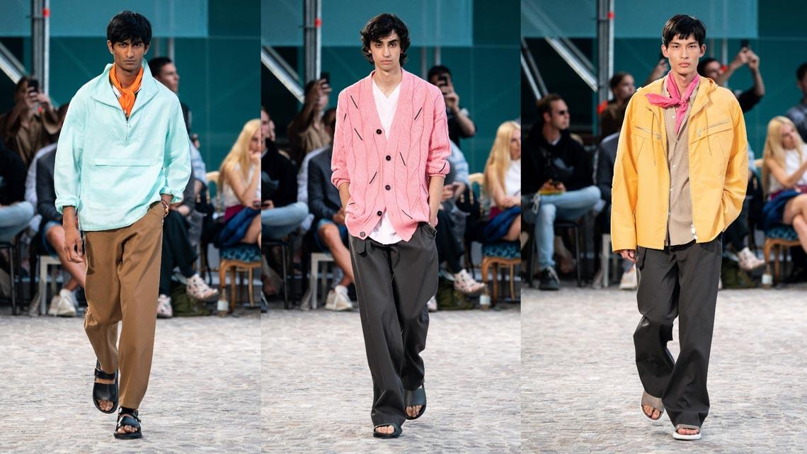 Bộ sưu tập thời trang nam Xuân Hè 2020 của Hermès - 1