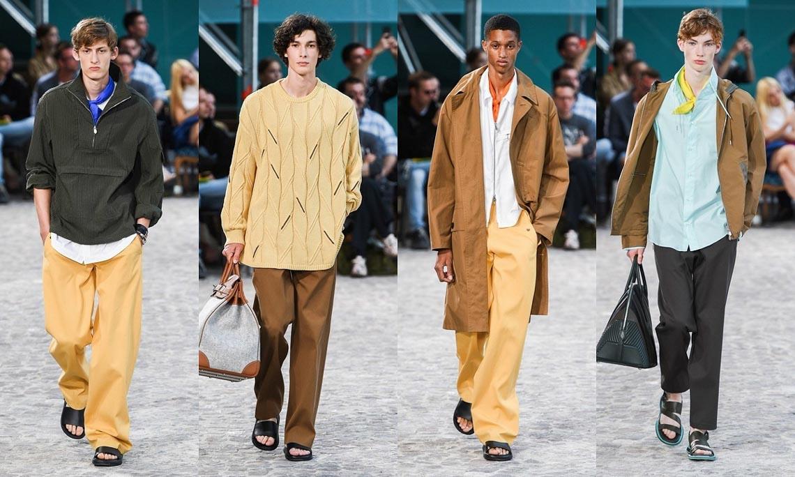 Bộ sưu tập thời trang nam Xuân Hè 2020 của Hermès - 2