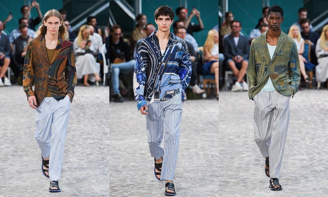 Bộ sưu tập thời trang nam Xuân Hè 2020 của Hermès - 4