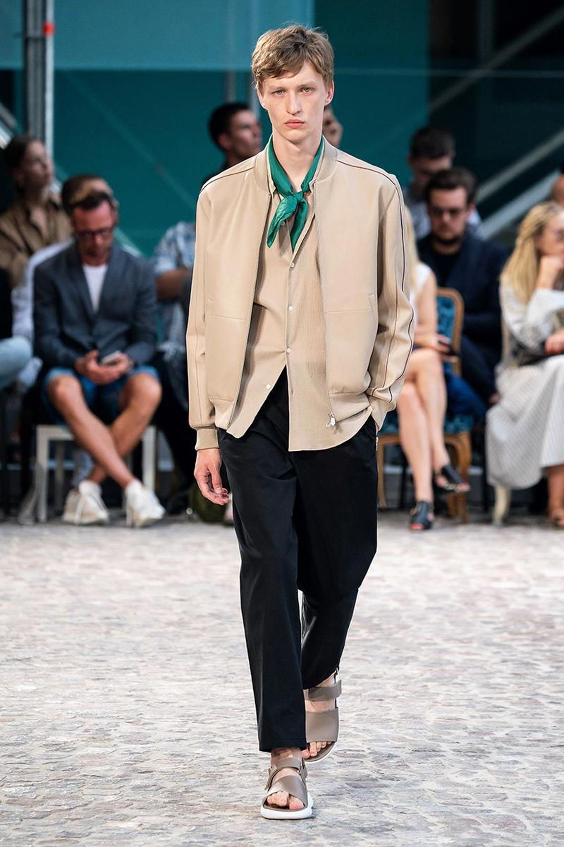 Bộ sưu tập thời trang nam Xuân Hè 2020 của Hermès - 5