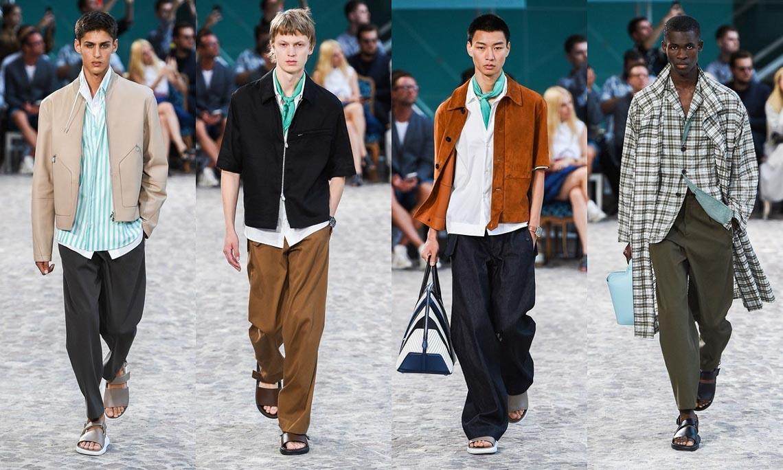 Bộ sưu tập thời trang nam Xuân Hè 2020 của Hermès - 6