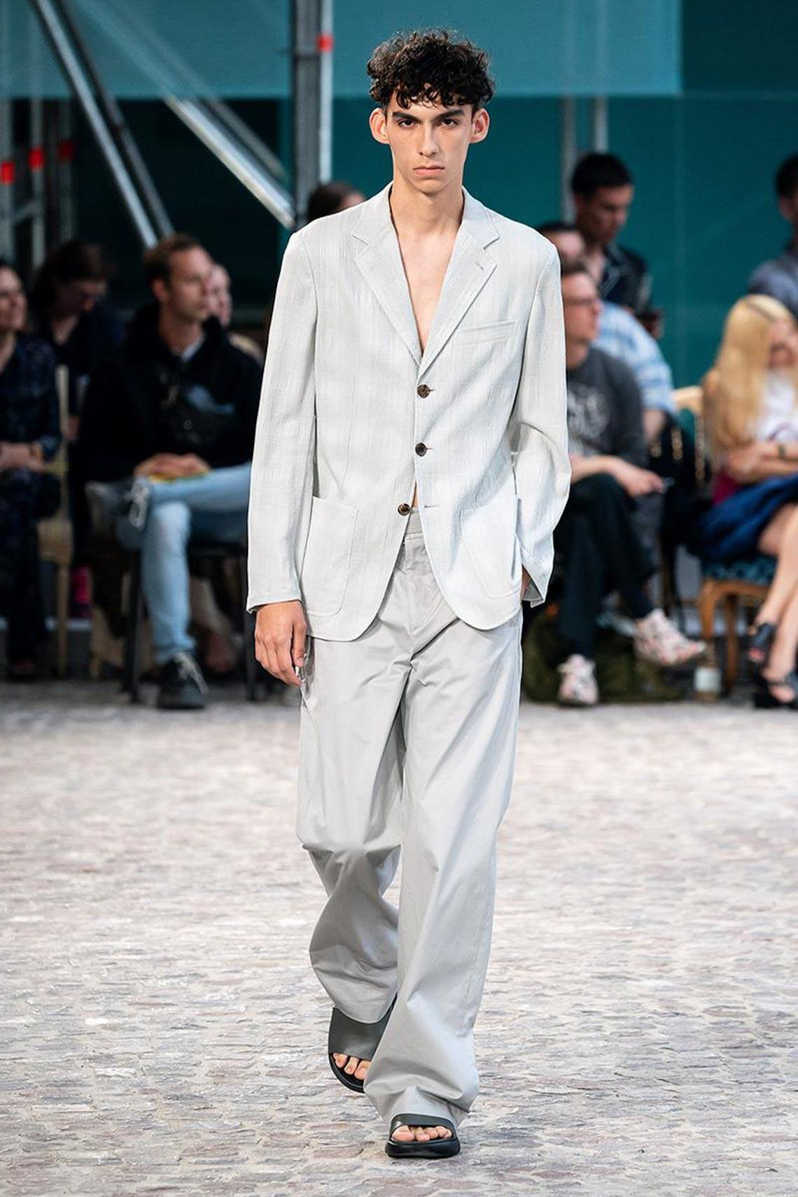 Bộ sưu tập thời trang nam Xuân Hè 2020 của Hermès - 7