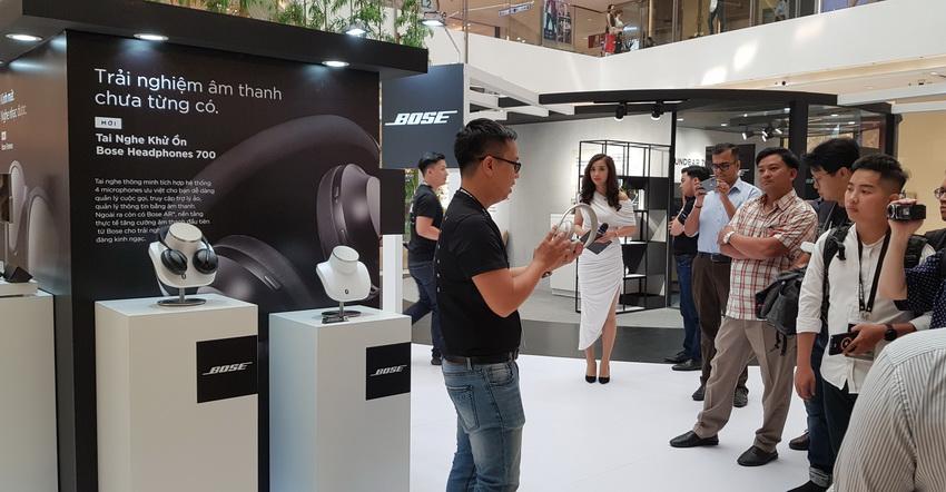 Sự kiện trải nghiệm âm thanh Bose Show 2019 - 29