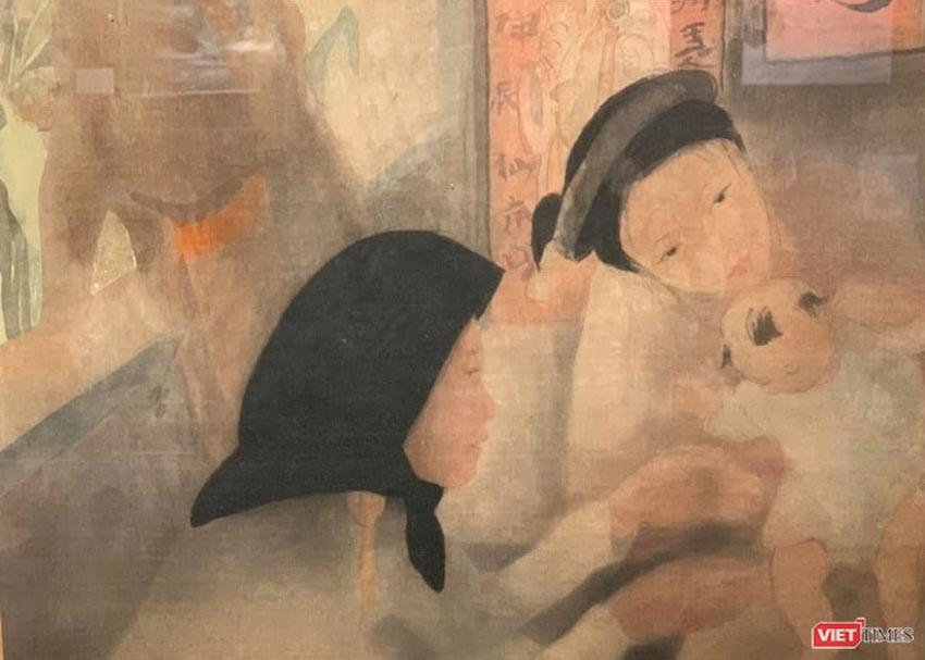 Bức Rừng Việt Nam của họa sĩ Lê Văn Đệ giá hơn 9,3 tỉ đồng - 6