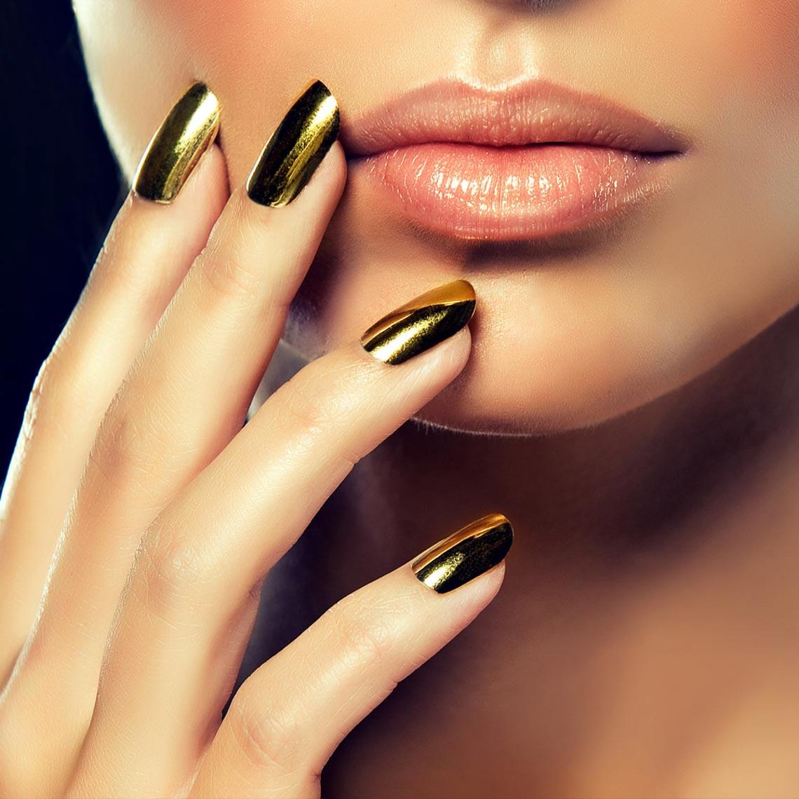 Các mẫu nails đang được yêu thích hiện nay - 3