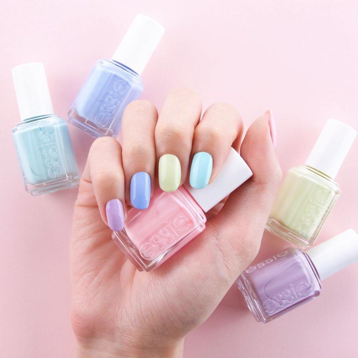 Các mẫu nails đang được yêu thích hiện nay - 4
