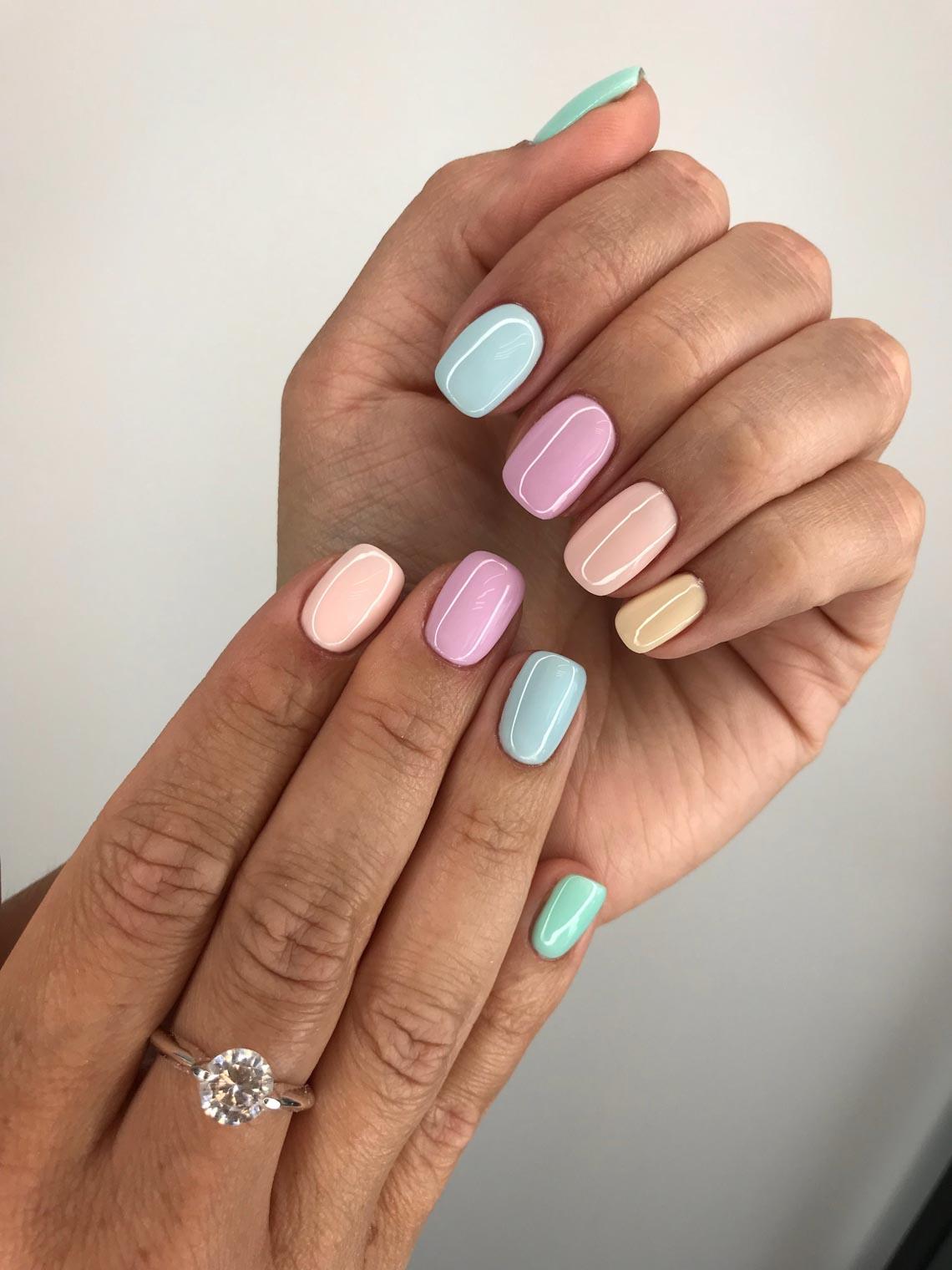 Các mẫu nails đang được yêu thích hiện nay - 5