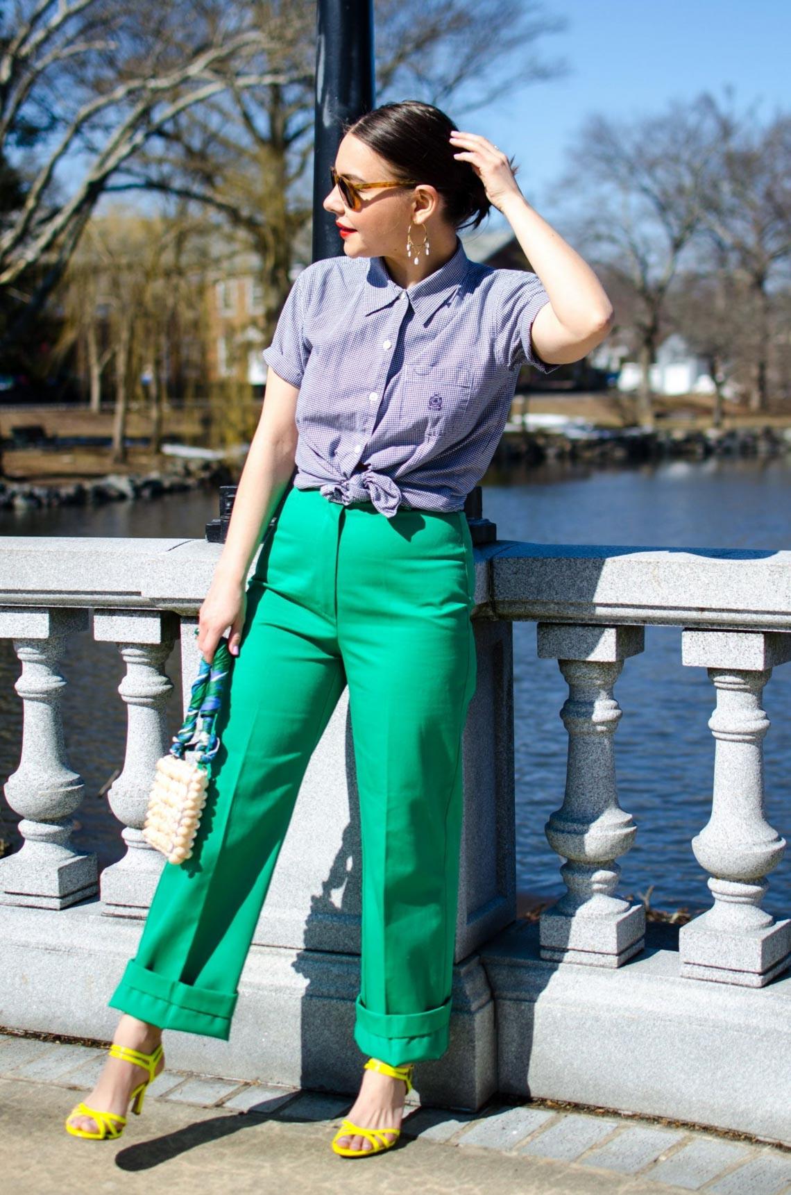 Các màu sắc trang phục giúp cải thiện tâm trạng tốt hơn -5
