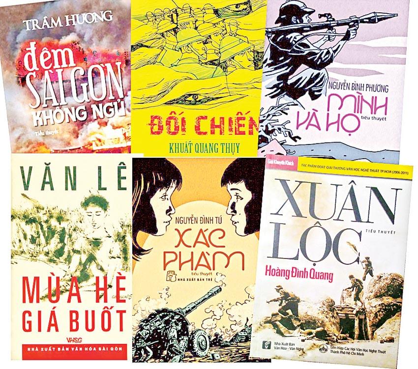 Các nhà phê bình bàn về văn học chiến tranh đầu thế kỷ XXI - 3