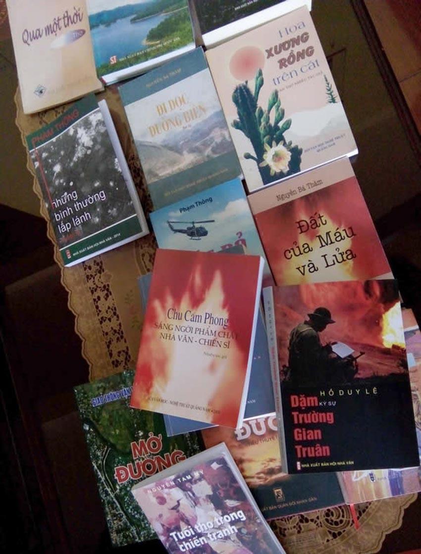 Các nhà phê bình bàn về văn học chiến tranh đầu thế kỷ XXI - 4