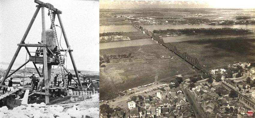 Cây cầu hơn 100 năm tuổi được 'xây' lại bằng... ánh sáng -10