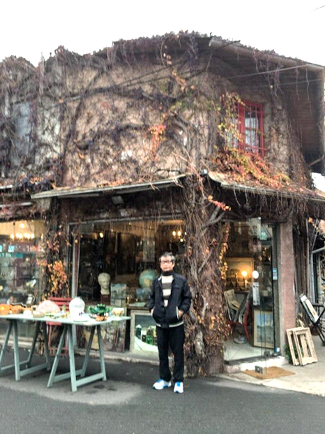 Đi chợ đồ xưa Saint Ouen ở Paris - 11