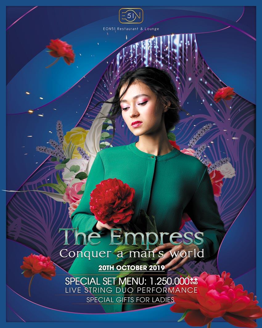 Chương trình đặc biệt của EON51 nhân ngày Phụ nữ Việt Nam - 3