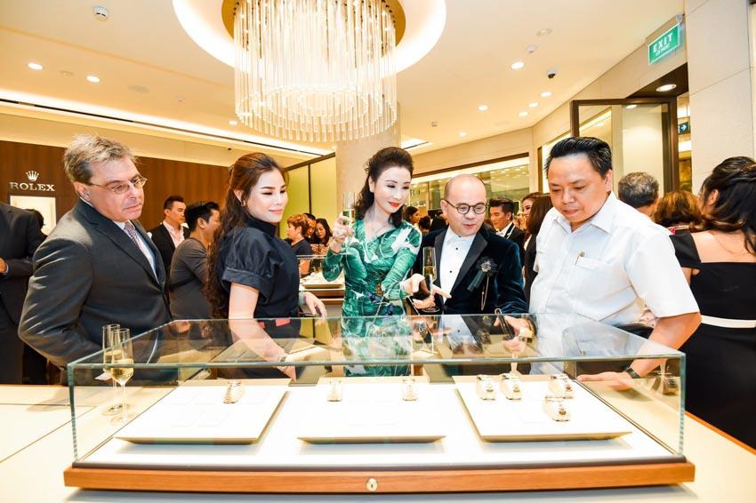 Diện mạo mới của cửa hàng đồng hồ Rolex tại Tràng Tiền Plaza, Hà Nội - 6
