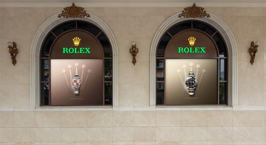 Diện mạo mới của cửa hàng đồng hồ Rolex tại Tràng Tiền Plaza, Hà Nội - 7