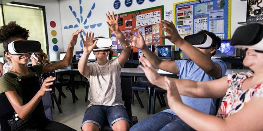 EdTech - công nghệ giáo dục đang xây dựng kỹ năng cho thế hệ tương lai - 1